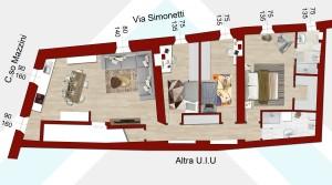 corso mazzini 3 camere per sito
